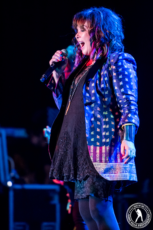 Ann Wilson (The Bomb Factory - Dallas, TX) 5/31/17 ©2017 James Villa Photography, All Right Reserved