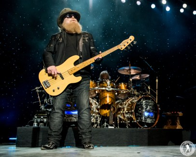 ZZ Top (Toyota Music Factory - Irving,TX) 9/09/17 ©2017 James Villa Photography, All Right Reserved