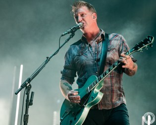 Queens of the Stone Age (Toyota Music Factory, TX) 4/25/18 ©2018 James Villa Photography, All Rights Reserved.