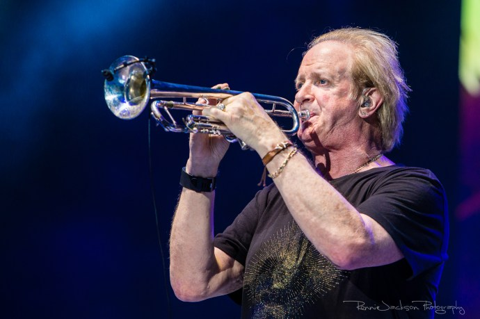 Chicago - Lee Loughnane - Dos Equis Pavilion - Dallas Tx - 6-29-2018