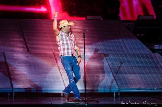 Jason Aldean - High Noon Neon Tour - Dos Equis Pavilion - Dallas TX