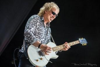 REO Speedwagon - Dave Amato - Dos Equis Pavilion - Dallas Tx - 6-29-2018