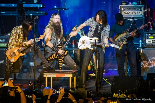Zakk Wylde - Steve Vai - Generation Axe (The Bomb Factory - Dallas, TX) 12/14/18 ©2018 Ronnie Jackson Photography, All Rights Reserved.