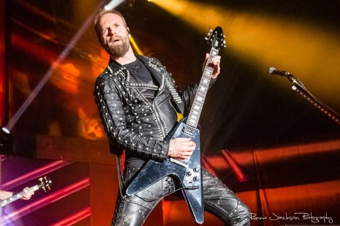 Andy Sneap / Judas Priest / The Bomb Factory / Dallas TX / 5-31-2019