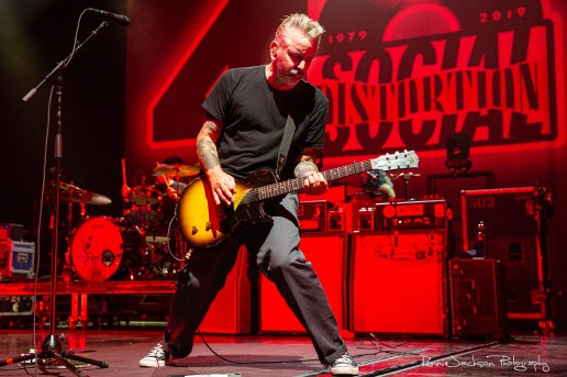 Social Distortion / The Pavillion at Toyota Music Factory / 8-13-2019