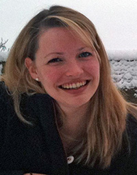 Kate Stephens (nee Kate Gladwin) BSc (Hons) MSc MCSP ACPAT(A) is a chartered veterinary physiotherapist
