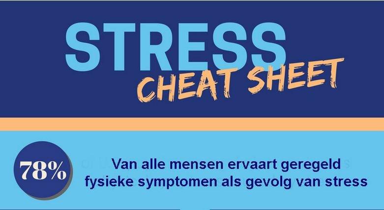 Stress-infografic