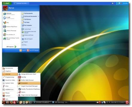 Tek Masaüstünde Linux ve Windows