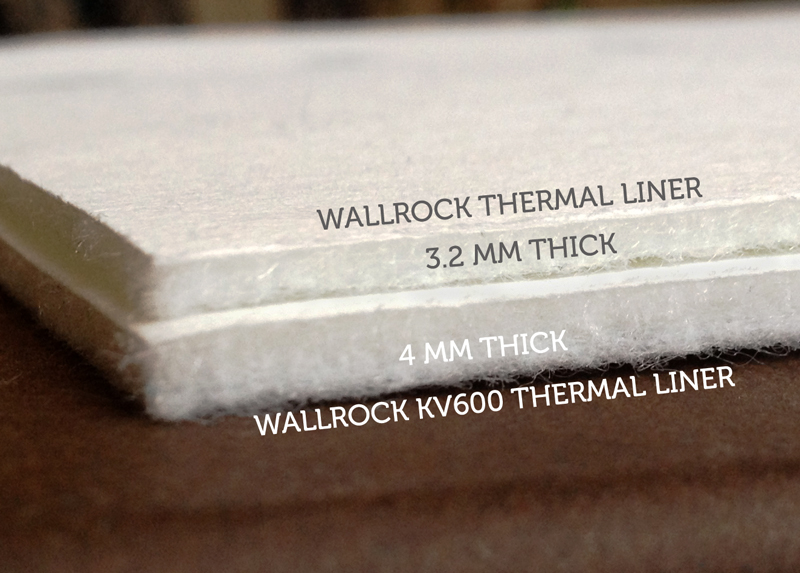 wallrock thermal