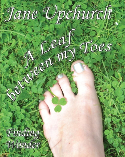 A Leaf Between My Toes