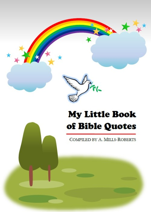 My Little Book of Bible Quotes