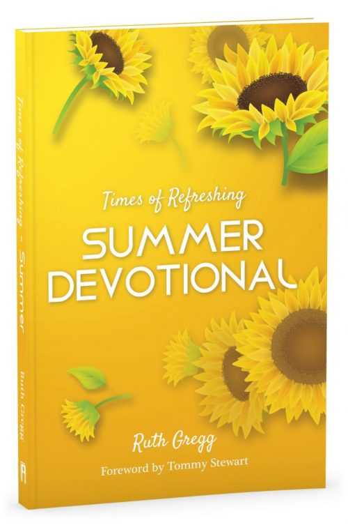 Summer Devotional book