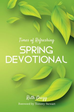 Spring Devotional front cover
