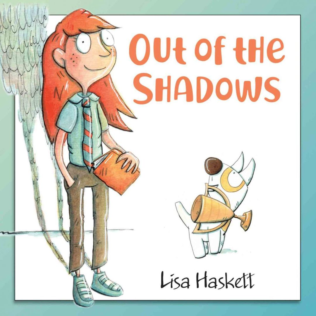 Out of the Shadows front cover