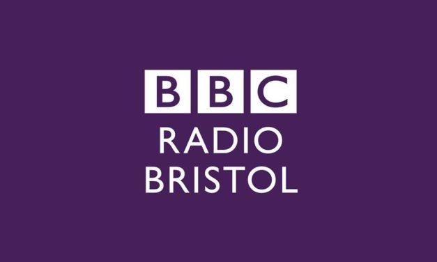 BBC Radio Bristol interviews Andrew Daunton-Fear