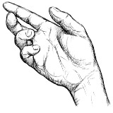 My Left Hand - Dino Olivieri