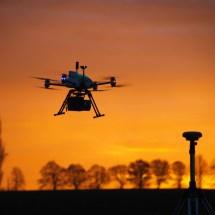 UAV LiDAR scanner
