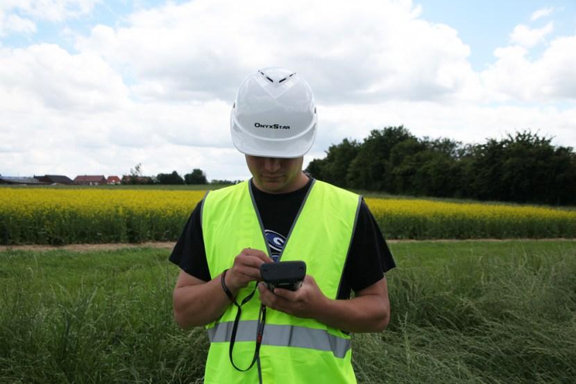 drone lidar geomatics - LiDAR point cloud classification