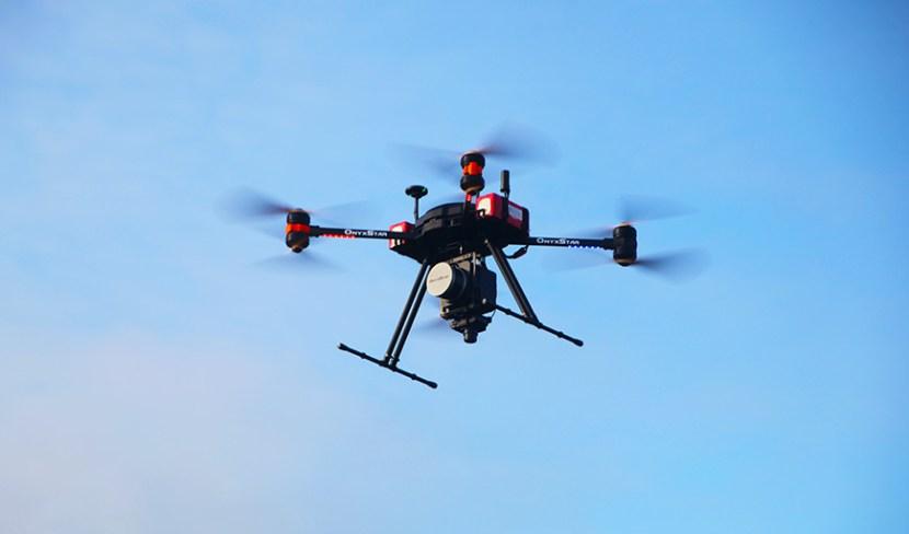 uav lidar survey - OS-1 ULTRA Aerial LiDAR