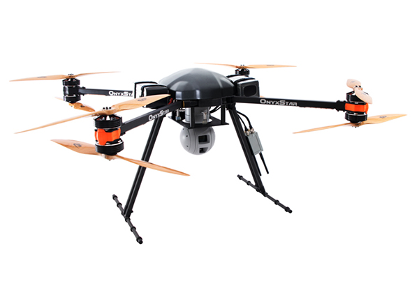 onyxstar fox c8 xt endurance flight time long drone uav uas 3 - Showroom