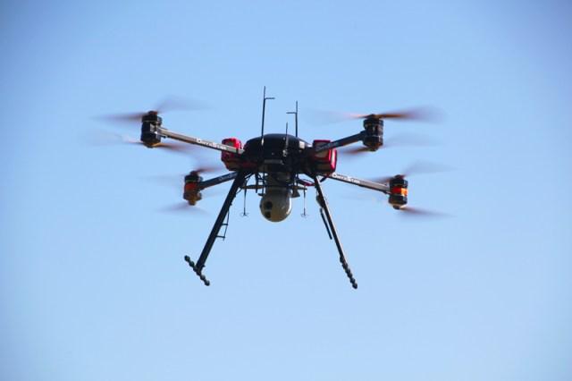 onyxstar fox c8 xt observer surveillance security drone uav - FOX-C8 XT