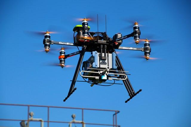 onyxstar hydra 12 12kg payload heavy lifter lift drone uas uav - Contact