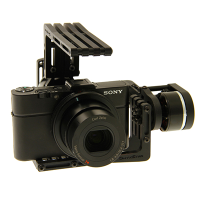 onyxstar obg 600l camera mount gimbal brushless professional - Gimbals & Camera mounts