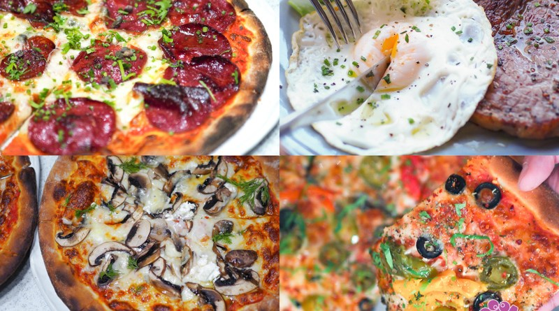 BLVD at Changi City Point – Stone-fired Pizza, Weekend Brunch & Lunch Promotion