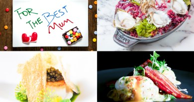 Mother's Day 2018 –  Best Dining Offers at Marina Bay Sands for Brunch, Dinner and Cakes