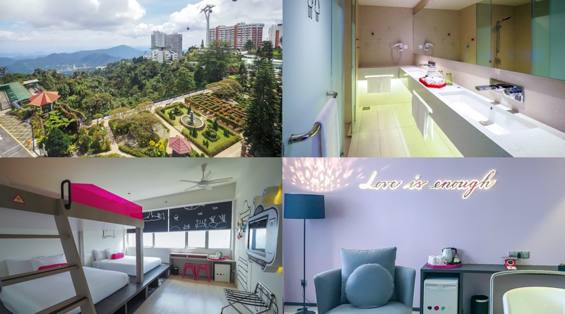 Theme Park Hotel at Resorts World Genting – Family-friendly & Nice View
