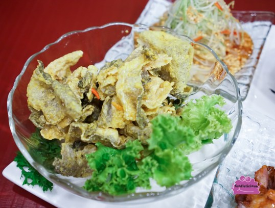 Signature Salted Egg Fish Skin