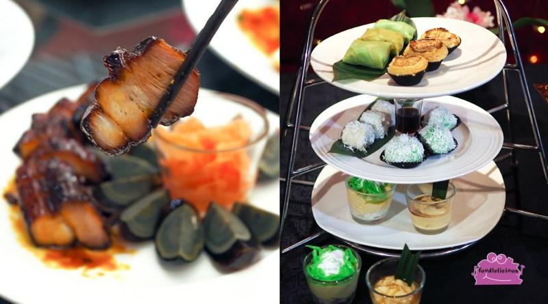 Peony Jade @ Keppel Club, $35++ Ala Carte Buffet with Durian Desserts Platter