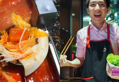 Hai Di Lao Hotpot 海底捞火锅 for Late-Night Supper in Singapore