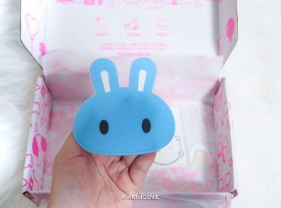 Cute Bunny Drink Coaster