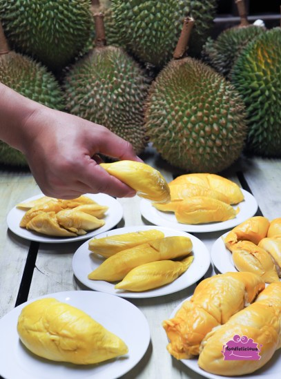 Le Meridien Latest Recipe Durian Buffet (Blog)-7