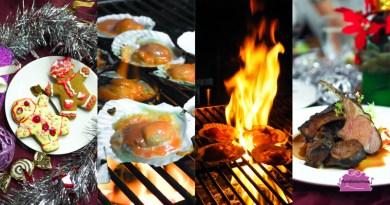Mercure Singapore Bugis Christmas Buffet with Truffle Cheese Fondue, DIY Gingerbread Man & Outdoor BBQ