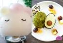 Foret Blanc Dessert Cafe KL Giant Unicorn Bingsu & Plated Dessert