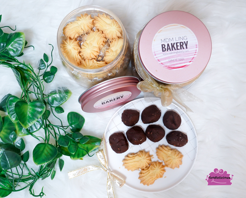 Mdm Ling Bakery - Halal Butter Cookies for Christmas by