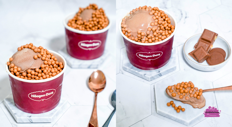GrabFood Promo with $5.90 Double Scoop Häagen-Dazs Ice Cream