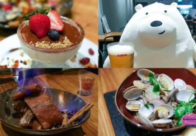 The Communal Place – Flaming Pork Ribs, Bouillabaisse & Tiramisu
