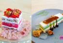 Roots Dessert Bar Penang – Watermelon Cake & Tofu Cheesecake
