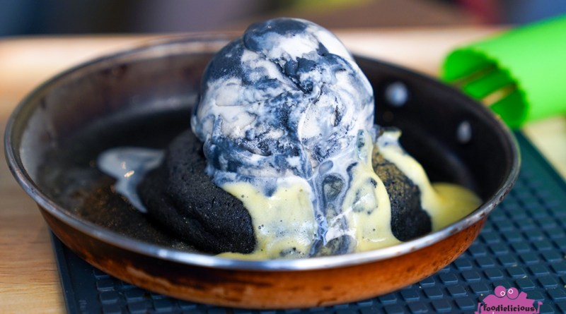 Creamery Boutique Ice Creams – Mao Shan Durian Lava Cookie