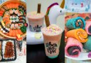 Jollibean Christmas Unicorn Soyfreeze & Mini Rolls + Kopi Alley Plus 3-in-1 Concept Store Opening in Collyer Quay