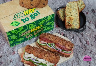 Subway's Ultimate Cheesy Garlic Bread Sub and Toasties, available till 7 April 2020