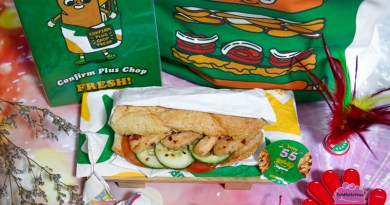 Subway x Wheniwasfour National Day Merch – Cute Tote Bag & Notebook Giveaway