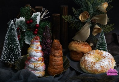 BreadTalk Christmas 2020 – DIY Matcha 'Mont Blanc' Cake, Hands-on Cookie Set & Cone Breads