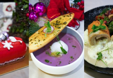 TCC celebrates Christmas with cheesy Turkey Cordon Bleu, Hojicha Frappe & 10% off Log Cakes