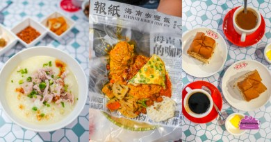 The Hainan Story – 5-in-1 Concept with Wee Nam Kee, Ah Chiang's Porridge & Newspaper Curry Rice at Hillion Mall