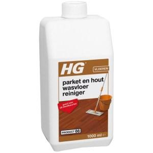 HG PARKET & HOUTWASVLOER REINIGER(HG PRODUCT 66)