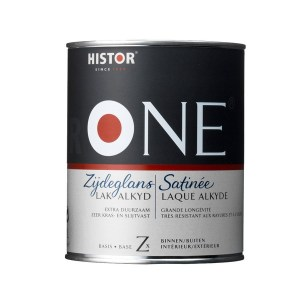 0,79 L Histor One Lak Satin Basis ZX